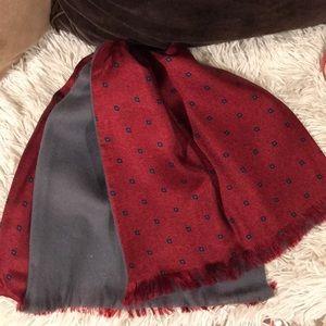 Vintage men's scarf